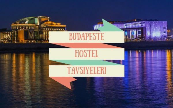 Budapeşte Hostelleri