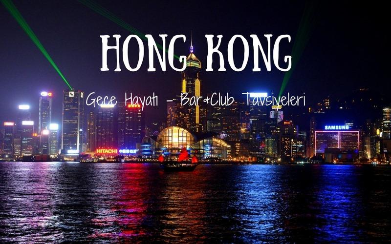 Hong Kong Gece Hayatı
