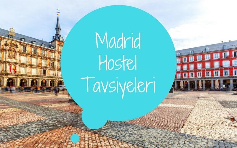 Madrid Hostelleri