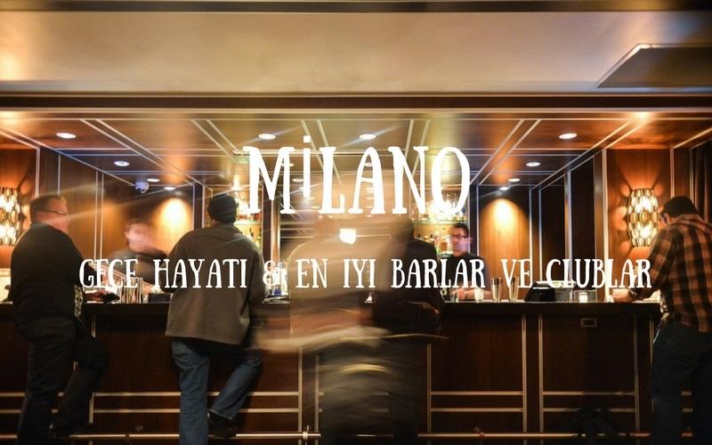 Milano Gece Hayatı
