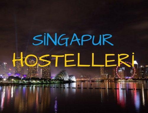 Singapur Hostelleri | En İyi 7 Singapur Hostel Tavsiyesi