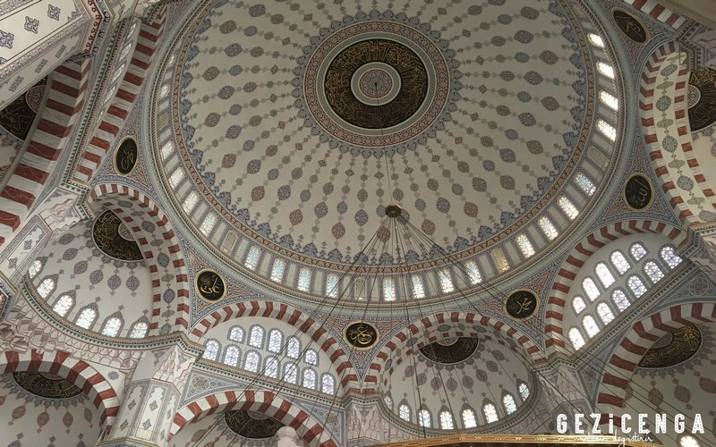 Sabancı Merkez Camii, Adana