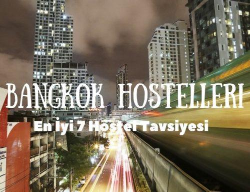 Bangkok Hostelleri   En İyi 7 Bangkok Hostel Tavsiyesi