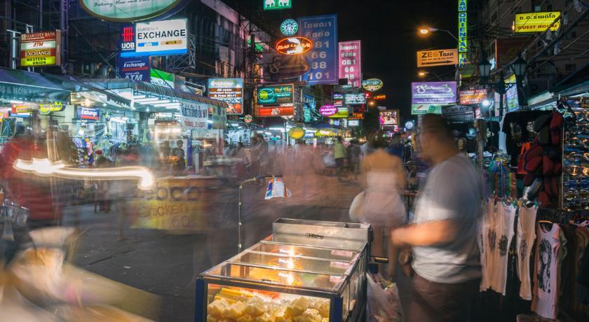 Bangkok'da Nerede Kalınır