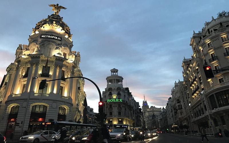 Madrid'de Nerede Kalınır