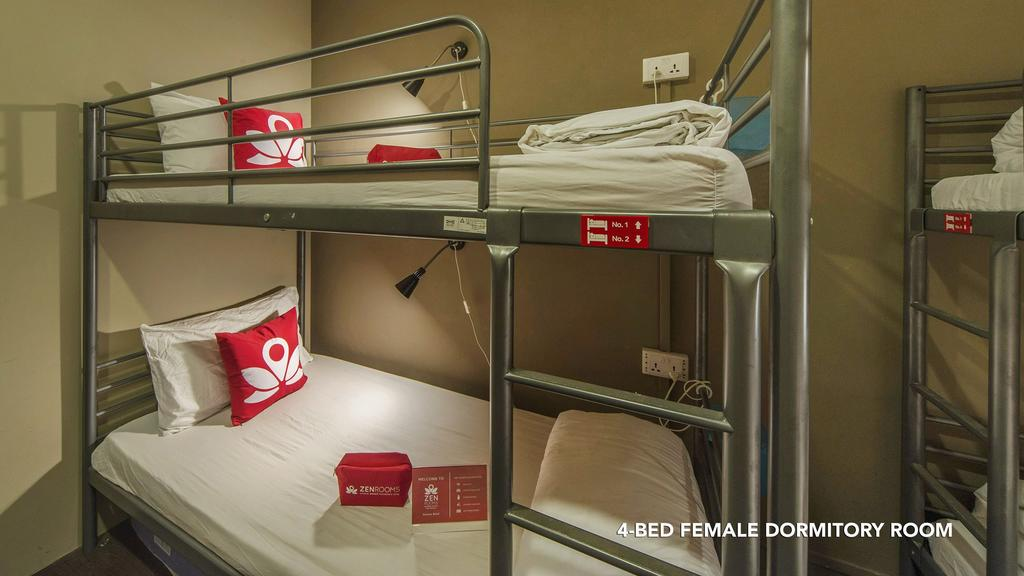 Singapur Hostelleri