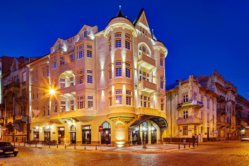 Lviv'de Nerede Kalınır
