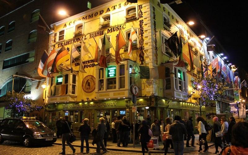Dublin'de Nerede Kalınır