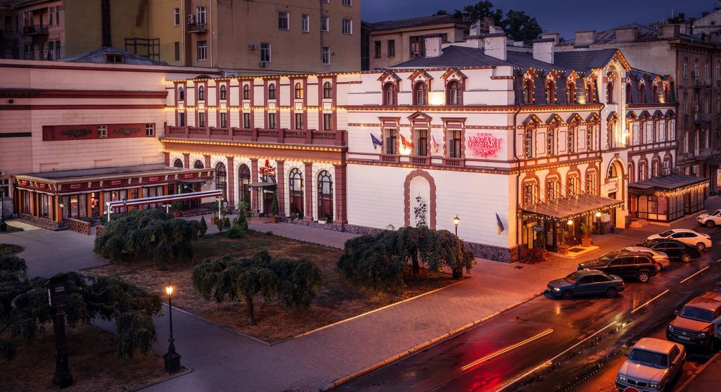Mozart Hotel - Odessa'da Kalınacak Yerler