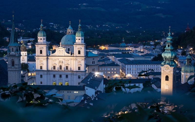 Salzburg'da Nerede Kalınır
