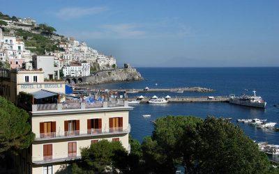 Amalfi'de Nerede Kalınır