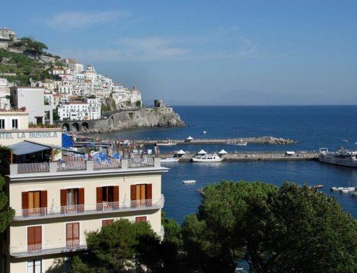 Amalfi'de Nerede Kalınır ? | Otel Tavsiyeleri