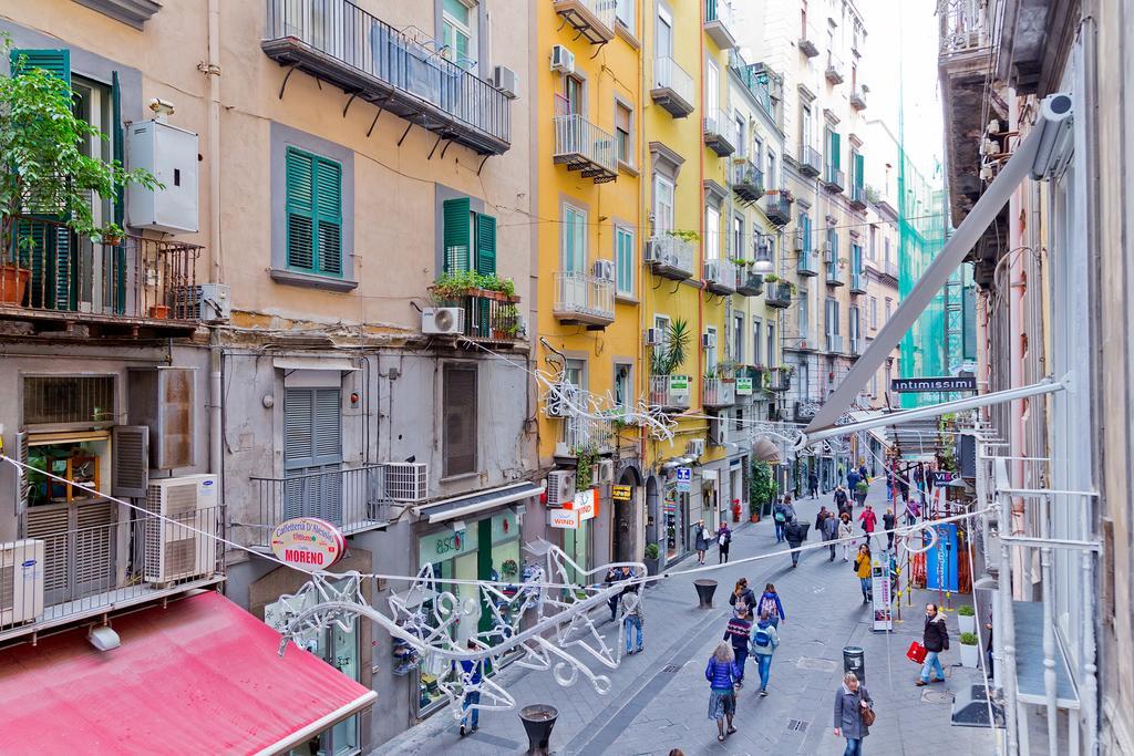 Napoli'de Nerede Kalınır