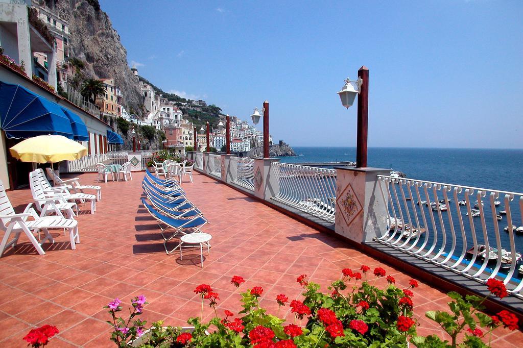 Amalfi'de Nerede Kalınır ?