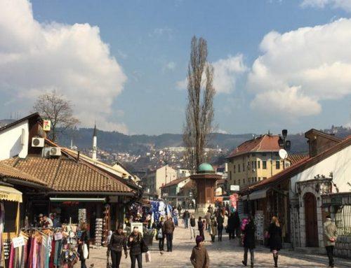 Saraybosna'da Nerede Kalınır ?   Otel Tavsiyeleri