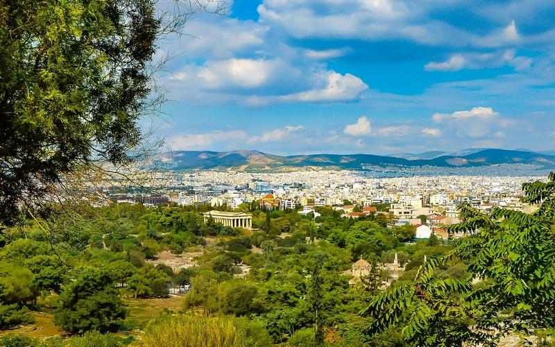 Atina'da Nerede Kalınır