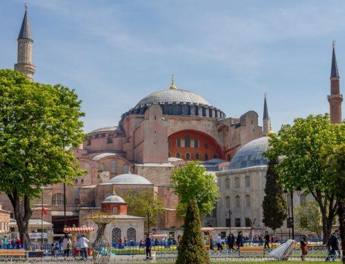 Ayasofya Müzesi, İstanbul