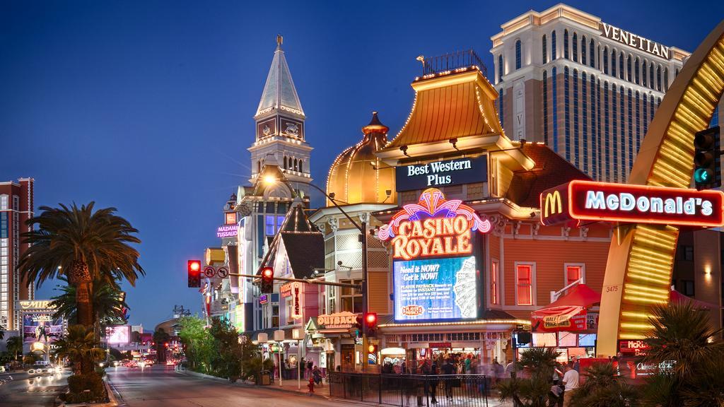 Las Vegas'ta Nerede Kalınır