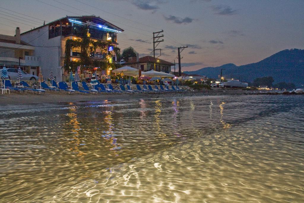 Thassos'da Nerede Kalınır ? Otel Tavsiyeleri
