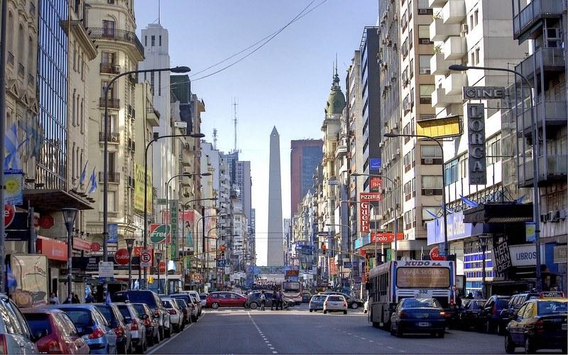 Buenos Aires'te Nerede Kalınır