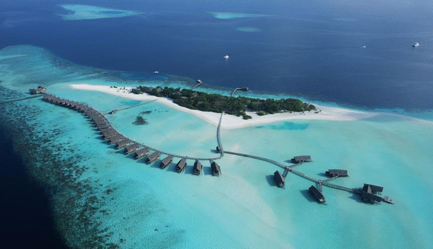 Maldivler'de Konaklama