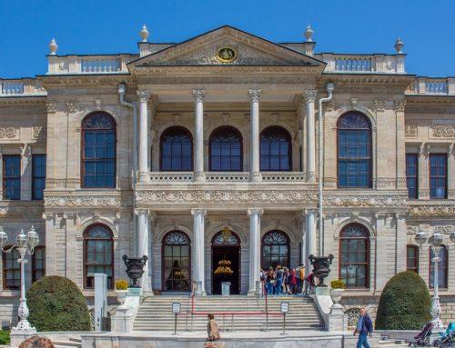 Dolmabahçe Sarayı – Nerede – Nasıl Gidilir ? – Hakkında Bilgi