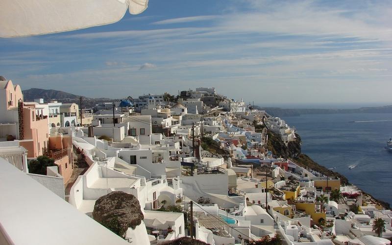 Santorini'de Nerede Kalınır