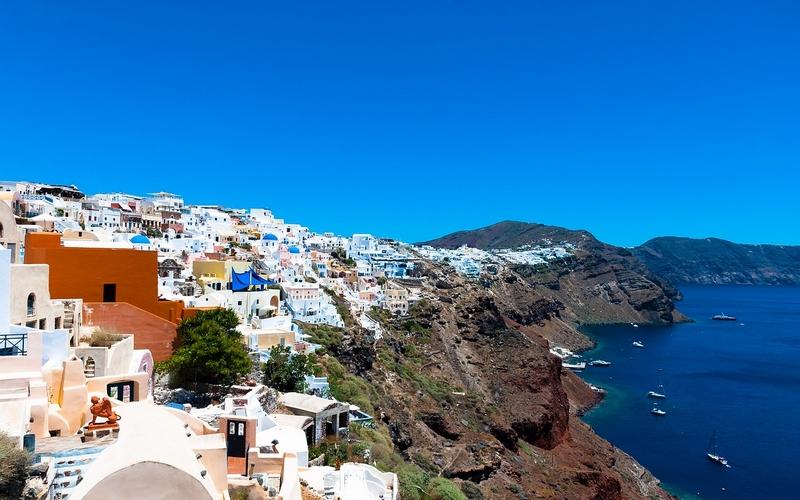 Santorini'de Nerede Kalınır ?