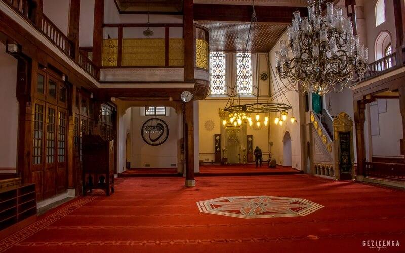 Arap Camii - İstanbul camiileri