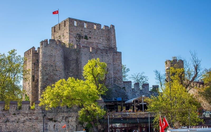 Anadolu Hisarı Manzarası bir başkadır