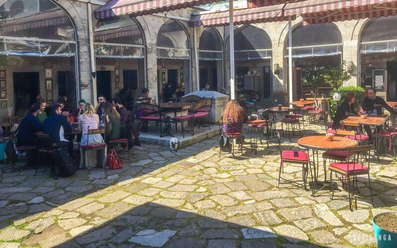 Caferağa Medresesi Sultanahmet