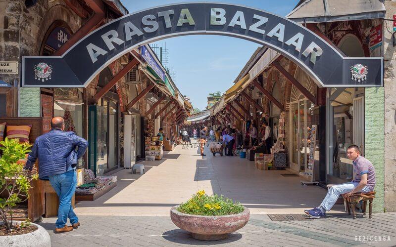 Arasta Bazaar Alışveriş İstanbul