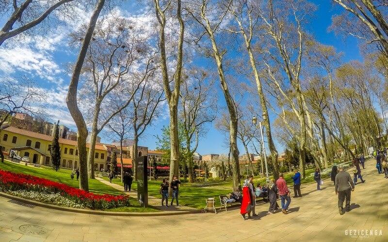 Gülhane Parkı İstanbul Gezilecek Yerler