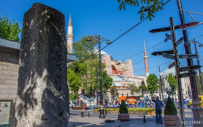 Milyon Taşı İstanbul