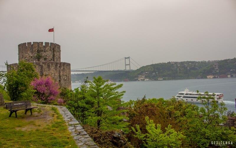 İstanbul'da Gezilecek Yerler