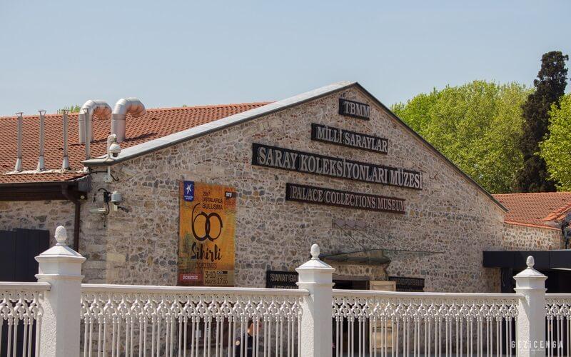 Beşiktaş Saray Koleksiyonları Müzesi