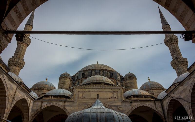 Şehzade Camii Şehirdeki en güzel camii