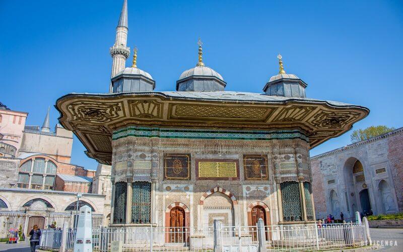 Alman Çeşmesi - İstanbul