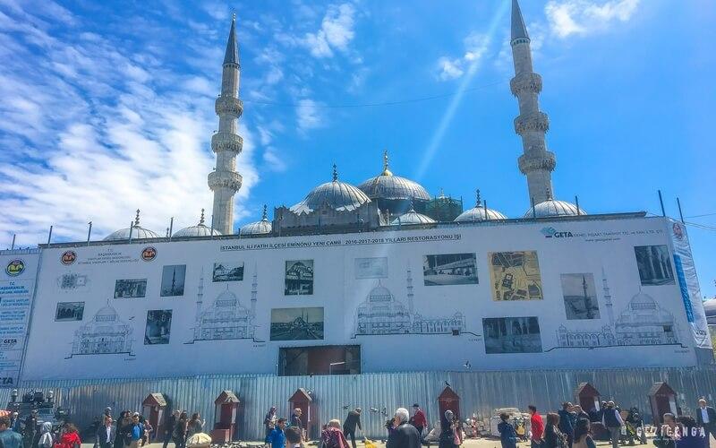 Yeni Cami - İstanbul Camileri
