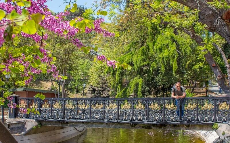 Yıldız Parkı Avrupa Yakası