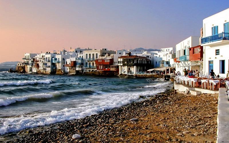 Mykonos'ta Nerede Kalınır ? Otel Tavsiyeleri