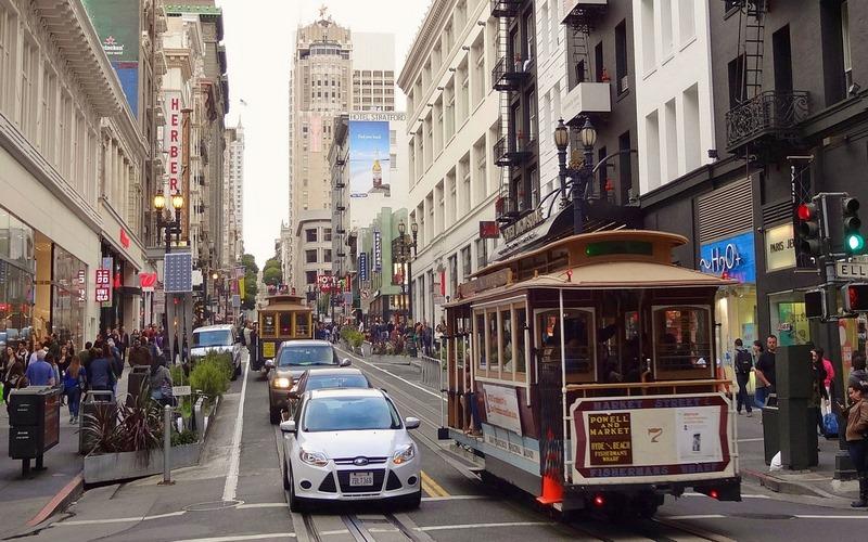 San Francisco'da Nerede Kalınır