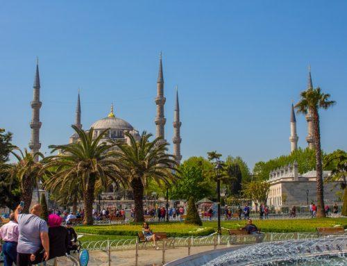 Sultan Ahmet Camii Nerede – Nasıl Gidilir ? – Tarihi