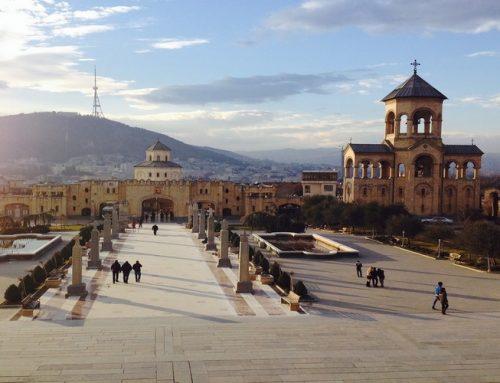 Tiflis'te Nerede Kalınır ? | Bölgeler ve Otel Tavsiyeleri
