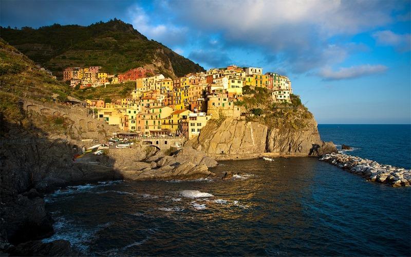 Cinque Terre'de Nerede Kalınır