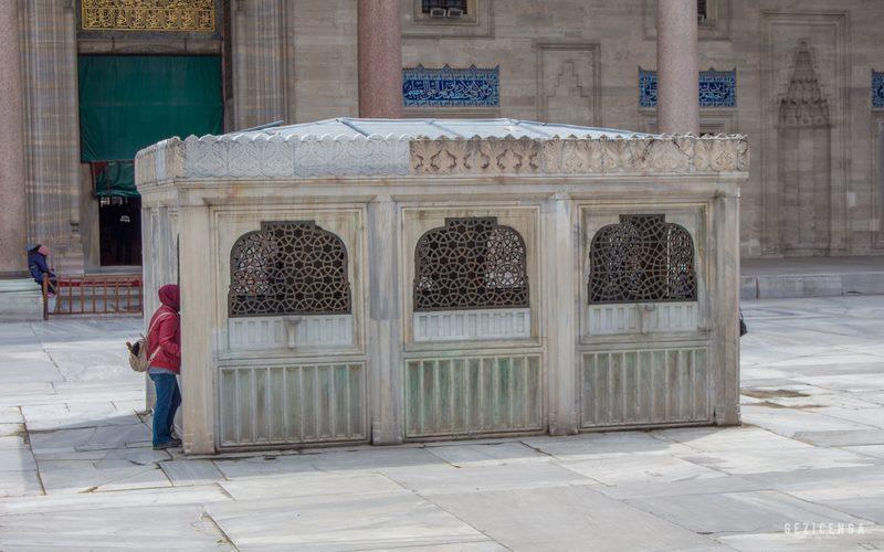 Süleymaniye Camii Hakkında Bilgiler İstanbul