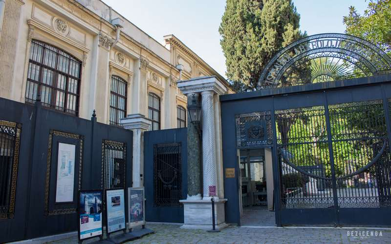 İstanbul Arkeoloji Müzeleri