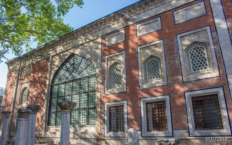 Müze İçerisindeki Binalardan biri