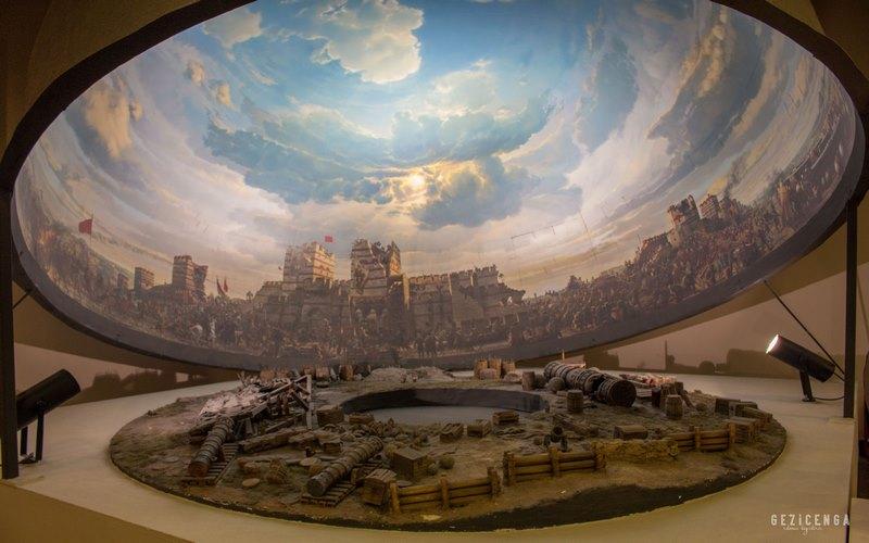 Panorama 1453 Tarih Müzesi