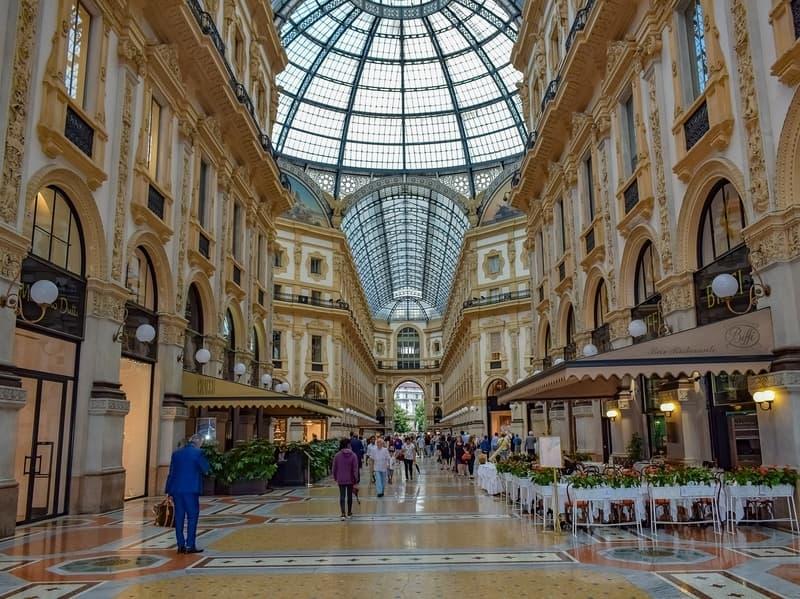Milano Alışveriş Rehberi - Milano Gezilecek Yerler
